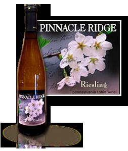 pinnacle riesling