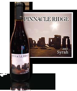 pinnacle syrah